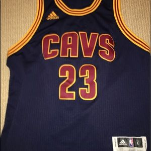 Cabs le bron basketball jersey